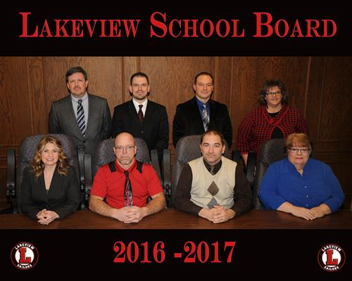 Lakeview School Board 2016